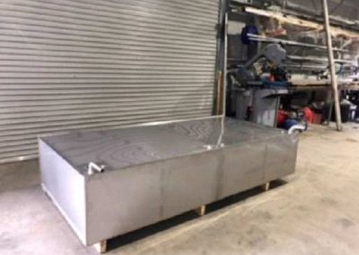 Stainless Steel Fuel Tank 1600L