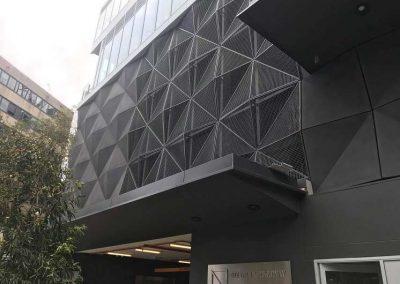Architectural Aluminium Louvre Frames