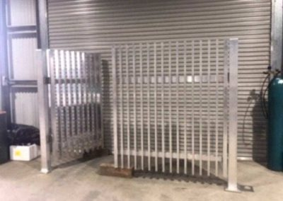 Aluminium Security Gates