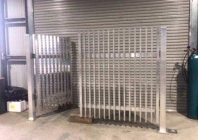 Aluminium Security Gates